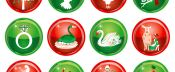 What the twelve days of xmas mean